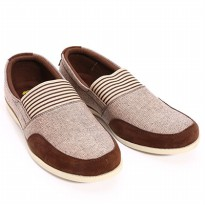 Dr.Kevin Canvas Shoes 13241 Camel