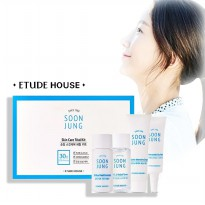 [Etude House] Soon Jung Skin Care Trial Kit