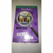 Enid blyton the mystery of the secret room Misteri kamar tersembunyi