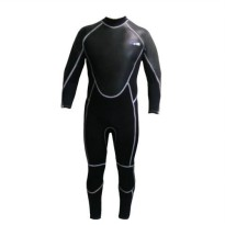 Godive Scuba Diving 3mm Sharkskin Neoprene Wetsuit Wl-b022 Black Size M