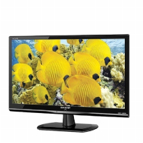 Sharp LC24LE170I Aquos LED TV - 24inch - Hitam