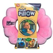 TOTAL PILLOW bantal multifungsi AS SEEN ON TV