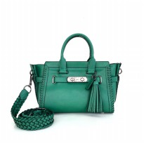 Coach Swagger 27 Rip and Repair Satchel