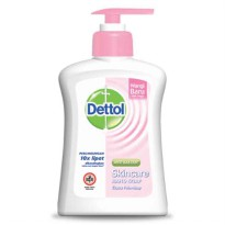 Dettol Hand Wash Pump Skincare 250 mL