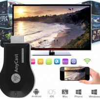 Anycast M9 Plus 1080P Wifi HDMI Dongle Wireless Receiver AirPlay DLNA