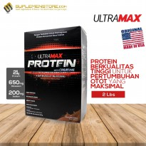 UltraMax Ultra Max Whey Protein 1 lbs With Creatine