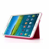 [FREE 1 ANTI GLARE] Smart Cover PU Leather Case Samsung Galaxy Tab S 8.4 T700 T705 Cover