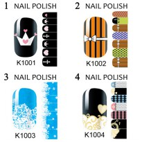 HO5207-1 - Nail Sticker Fashion