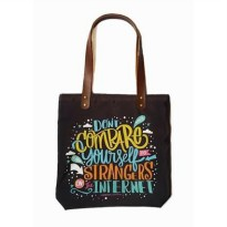 Totebag Don't Compare