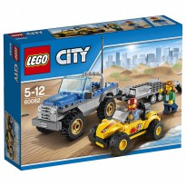 LEGO City - Dune Buggy Trailer (60082)