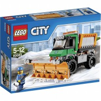 LEGO City - Snowplow Truck (60083)