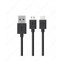 Belkin Mixit 2in1 Reversible Dual Side Kabel USB Micro & Apple Lightning iPhone / iPad / Samsung