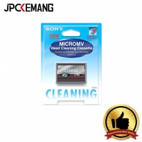 Sony Micro MV Cleaning Cassette