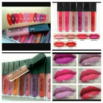 SLEEK EMBOSS LIPCREAM / SLEEK MATTE ME LIKE ORI COSMETIC / PERAWATAN BADAN
