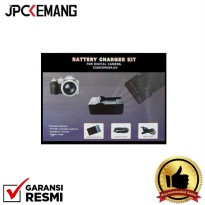 CHARGER CH-SON-08 (BC-CSD) for Sony Battery NP-FE1 Garansi Resmi