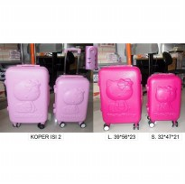 koper travel bag isi 2 pcs