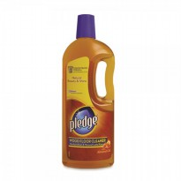 Pledge Wood Floor Cleaner Botol 800ml