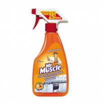 Mr. Muscle Kitchen Orange Pump 500ml