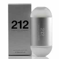 Parfum Original Carolina Herrera 212 Woman