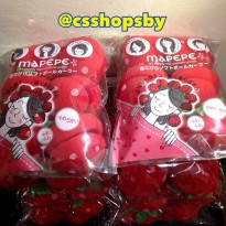 STRAWBERRY CURLER ( Alat pengeriting / pengikal rambut alami )