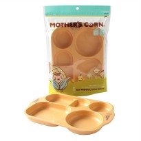MOTHERS CORN BABY ROUND MEAL PLATE PIRING BAYI [435228]
