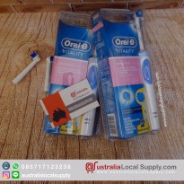 Oral B Vitality Sensitive Clean Electric Toothbrush