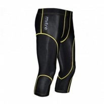 CELANA 3/4 BASELAYER MITRE CAPRI TIGHT - Hitam