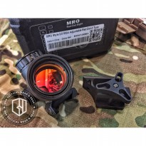 [Promo Hari Ini] Tactical Red Dot Scope Holosight Trijicon MRO 2.0 Style Airsoft Sight