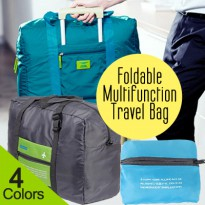 Foldable Multifunction Travel Bag | Tas Travel Lipat Multifungsi