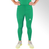 Tiento Baselayer Legging Rashguard Compression Tight Long Pants Green White  Original