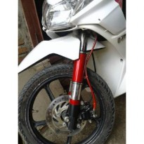 Cover Shock Motor Matic