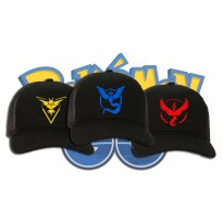 Topi Pokemon Go (Instinct, Mystic, Valor)
