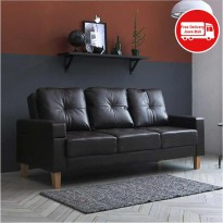 QUEEN SOFA BED LEATHER MLM 500840