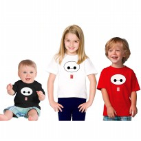 Baymax Big Hero 6 T-Shirt for Kids