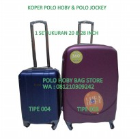 Tas Koper Polo Hoby 1Set 2 pc Ukuran 20+28