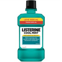 Listerine Cool Mint Botol 1000 mL