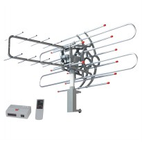Sanex Antena Outdoor TV + Remote WA-850 TG