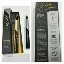CLIO Kill Slim Waterproof Brush Liner