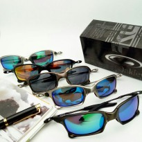 Oakley x squared lensa polarized uv protection