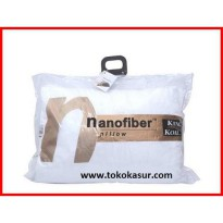 (Gold Product) Bantal King Koil Nano Fiber (firm)