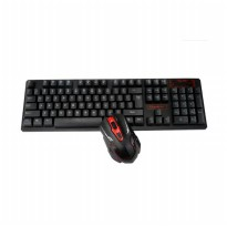 Mediatech Wireless Keyboard Mouse HK 6500