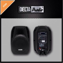Delta Prodio DB8P 8' 2-Way Active Portable Polypropylene Speaker