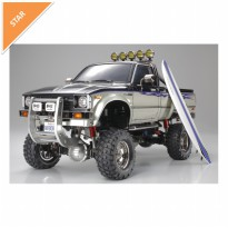 58397 Tamiya Toyota Hilux High Lift - 4 x 4 - 3 Speed