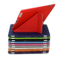 iPad 2/3/4 , ipad Air 2, iPad Mini & Ipad Mini 4 Casing Smart V Transparant-55