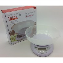 Timbangan dapur digital mangkok CH-302 5kg / Electronic kitchen scale