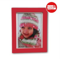 PHOTO FRAME MDF RED 6R (15x20)