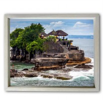 PHOTO FRAME F188 SUNGKAI WHITE WASH 8R (20x25)