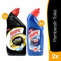 Harpic SB Citrus 450mL + Harpic 200mL