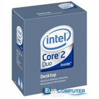 PROCESSOR INTEL Core2DUo E6300 2,3 Ghz (775)