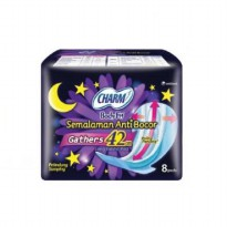 Charm Body Fit Night Butterfly Wing 8 Sheets x 2 pcs